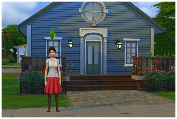 Sims 4 Room Challenge — The Sims Forums